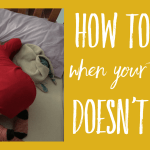 How to cope if your toddler doesn't sleep