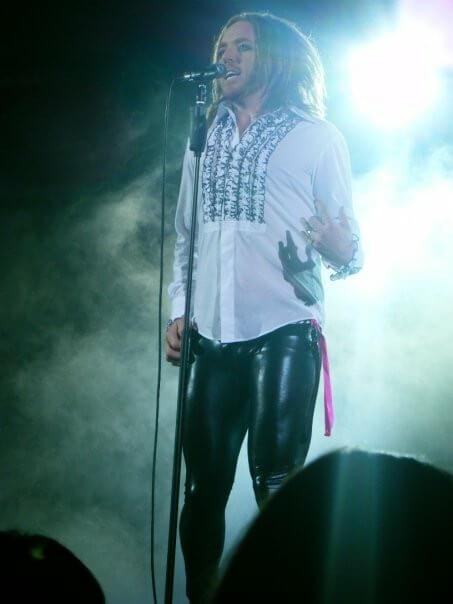 Tim Minchin at Hammersmith Apollo in 2009