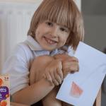 Back to school with Bassetts Vitamins Omega-3 + Multivitamins Orange Flavour Pastilles