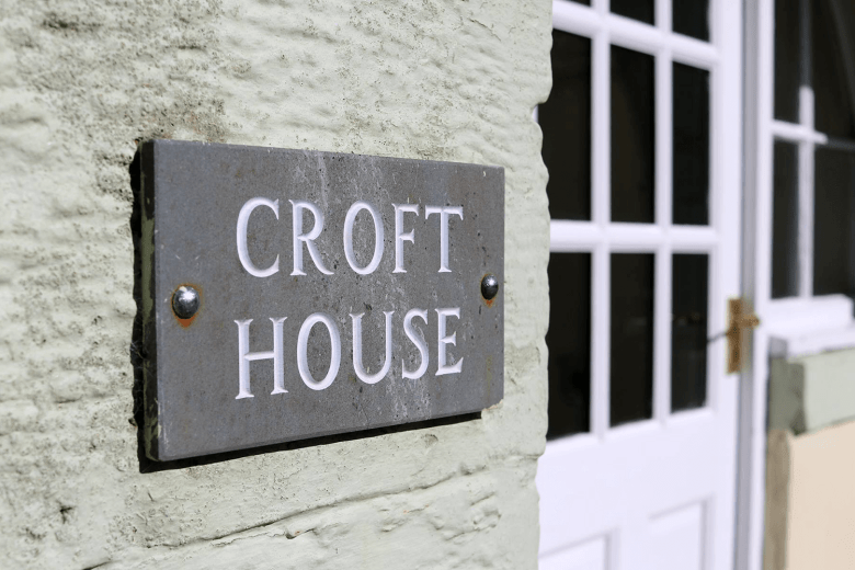 Croft House is perfect for a large group stay