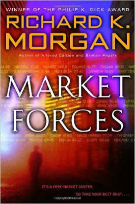 #top100 #scifi Num:81 Market Forces