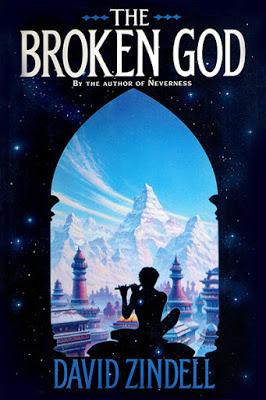 #top100 #scifi Num:77 The Broken God
