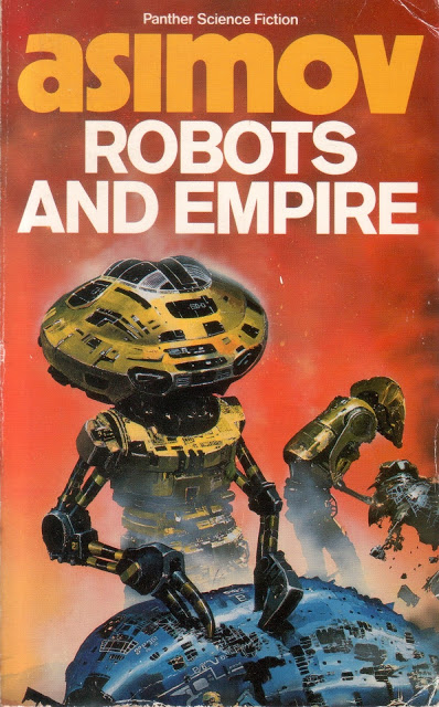 My #top100 #scifi Num:49 Robots and Empire