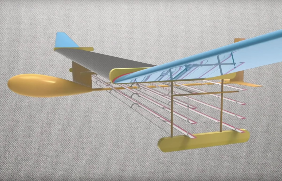 Tech from Singularity's Children: Solid State Aircraft