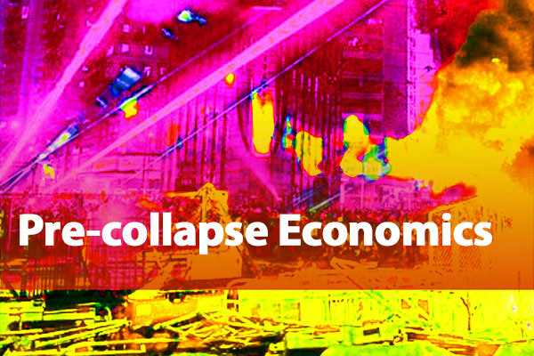Pre-collapse Economics — The Poison