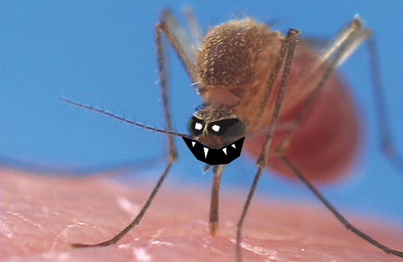 Tech from Singularity's Children – Meddling with Mosquitos