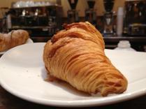 Croissant at Cafe Venezia