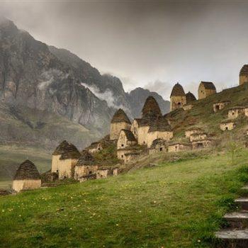 Путешествие в Северную Осетию