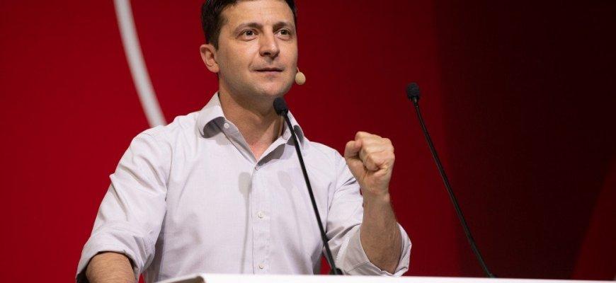 Владимир Зеленский, фото - пресс-служба президента Украины