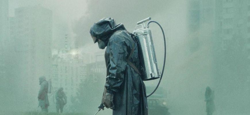 """Фильм """"Чернобыль"""" от НВО"""