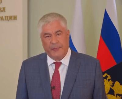 Заявление министра МВД по делу Ивана Голунова (Видео)