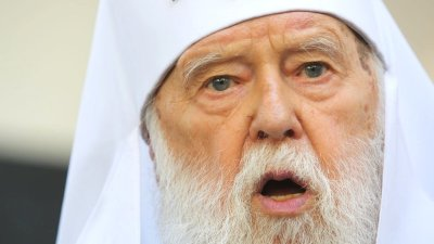 Раскольник и лже-патриарх Филарет рассказал о тайном соглашении Порошенко с Константинополем