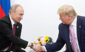 Началась встреча Путина и Трампа на G-20
