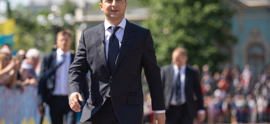 Владимир Зеленский\фото - пресс-служба президента Украины