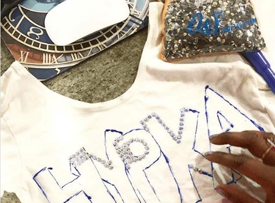 """Рэперша из США сделала себе футболку с надписью """"Чурка"""""""
