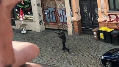 Теракты в Германии