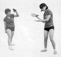卓球部女子2