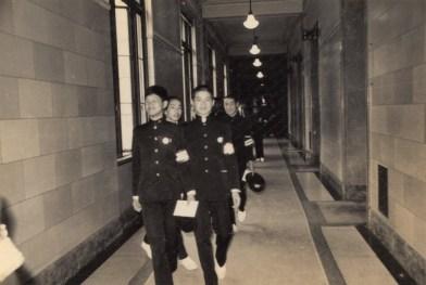 国会議事堂 見学者専用廊下