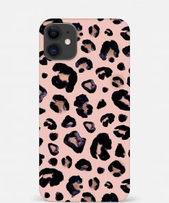 Leopard Pattern iPhone 12 Mini Mobile Cover