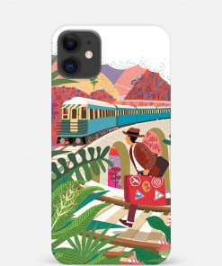 Travelling iPhone 12 Mini Mobile Cover