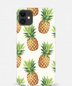 Pineapple iPhone 12 Mini Mobile Cover