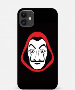Money Heist iPhone 12 Mini Mobile Cover