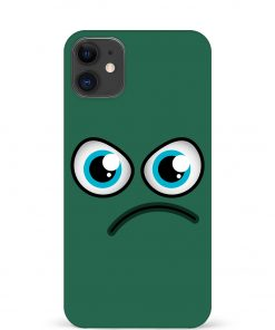 Angry iPhone 12 Mini Mobile Cover