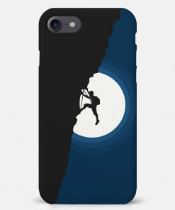 Climbing iPhone 8 Mobile Cover