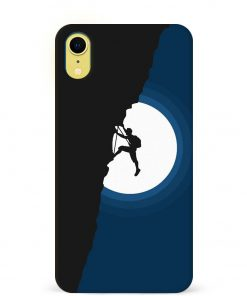 Climbing iPhone XR Mobile Cover