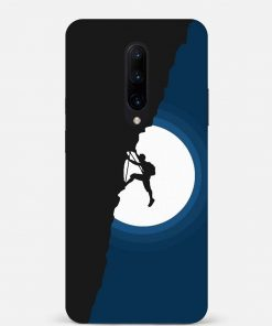 Climbing Oneplus 7 Pro Mobile Cover
