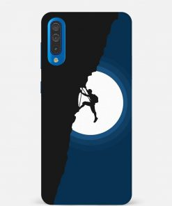 Climbing Samsung Galaxy A50 Mobile Cover