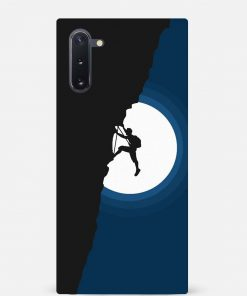 Climbing Samsung Galaxy Note 10 Mobile Cover