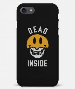 Dead Inside iPhone 8 Mobile Cover