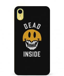 Dead Inside iPhone XR Mobile Cover
