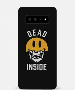 Dead Inside Samsung Galaxy S10 Mobile Cover
