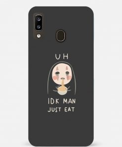 Just Eat Samsung Galaxy A30 Mobile Cover