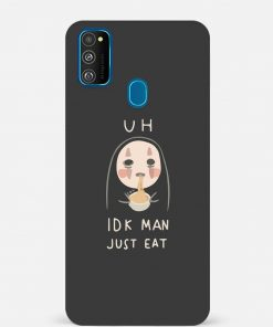 Just Eat Samsung Galaxy M30s Mobile Cover