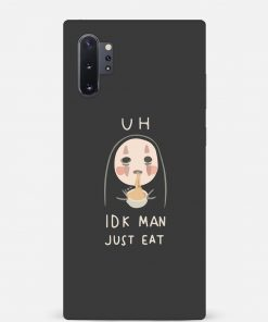 Just Eat Samsung Galaxy Note 10 Plus Mobile Cover