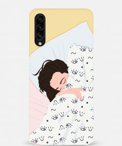 Sleeping Beauty Samsung Galaxy A30s Mobile Cover