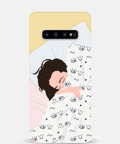 Sleeping Beauty Samsung Galaxy S10 Plus Mobile Cover