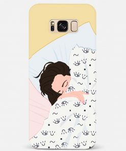 Sleeping Beauty Samsung Galaxy S8 Plus Mobile Cover