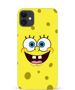 Spongebob iPhone 12 Mini Mobile Cover
