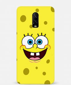 Spongebob Oneplus 7 Mobile Cover