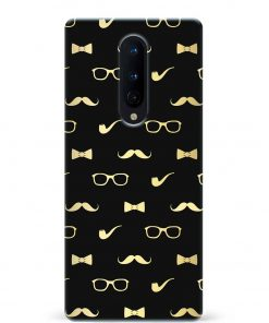 Bow Ties Oneplus 8 Mobile Cover