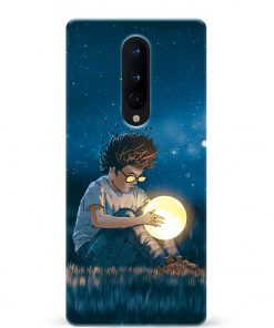Moonlight Oneplus 8 Mobile Cover