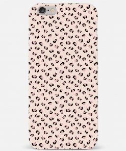 Nude Leopard iPhone 6s Plus Mobile Cover