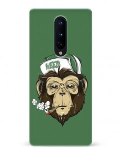 Weed Oneplus 8 Mobile Cover