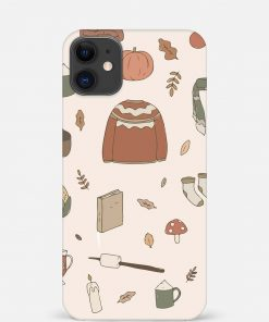Autumn Essentials iPhone 12 Mini Mobile Cover