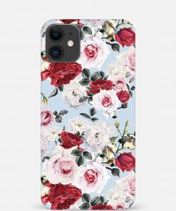 Colorful Roses iPhone 12 Mini Mobile Cover