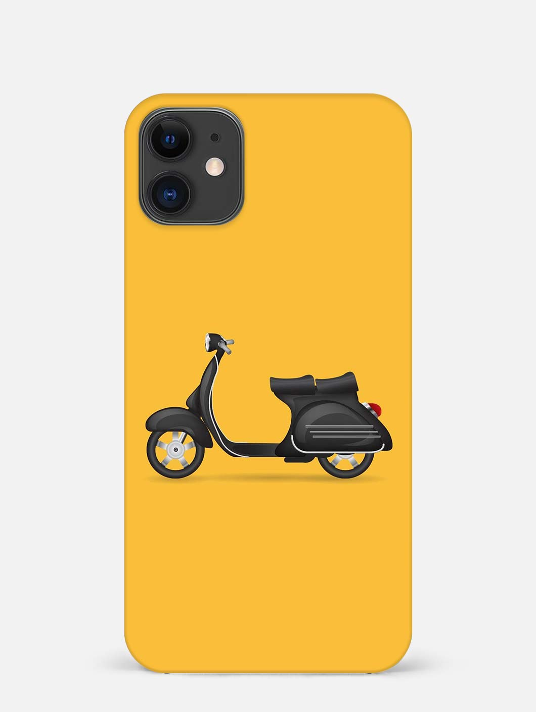 Scooter iPhone 12 Mini Mobile Cover